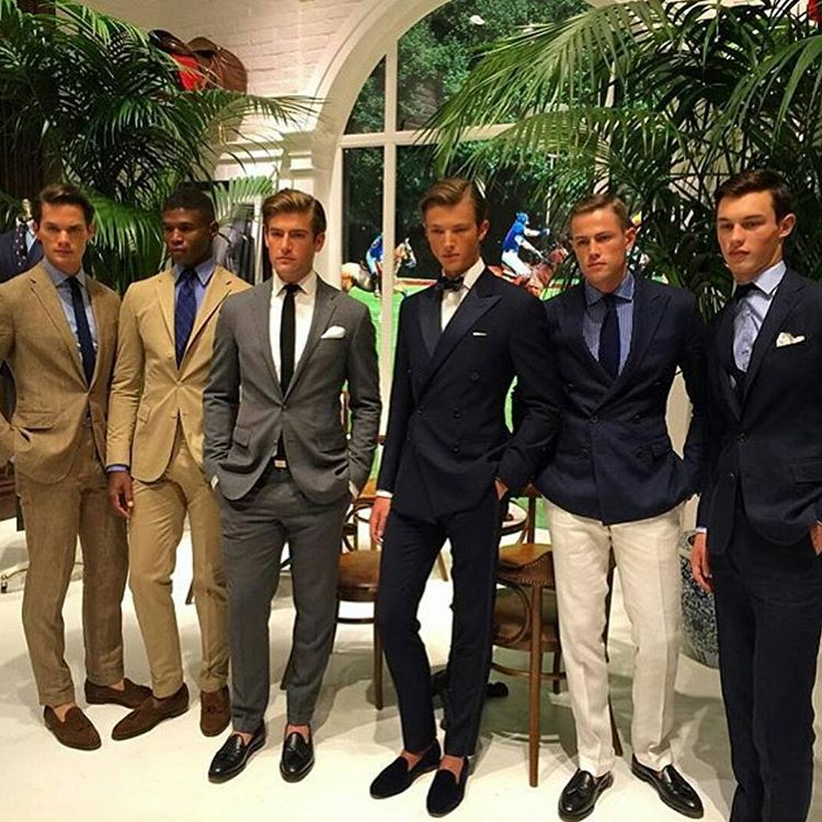 Suit up ralphlauren NYFWM menswear musthave