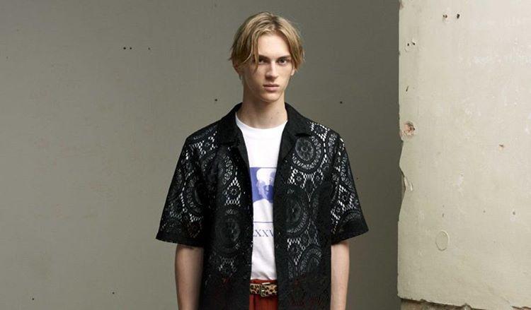 McQ Alexander McQueen Menswear SS17