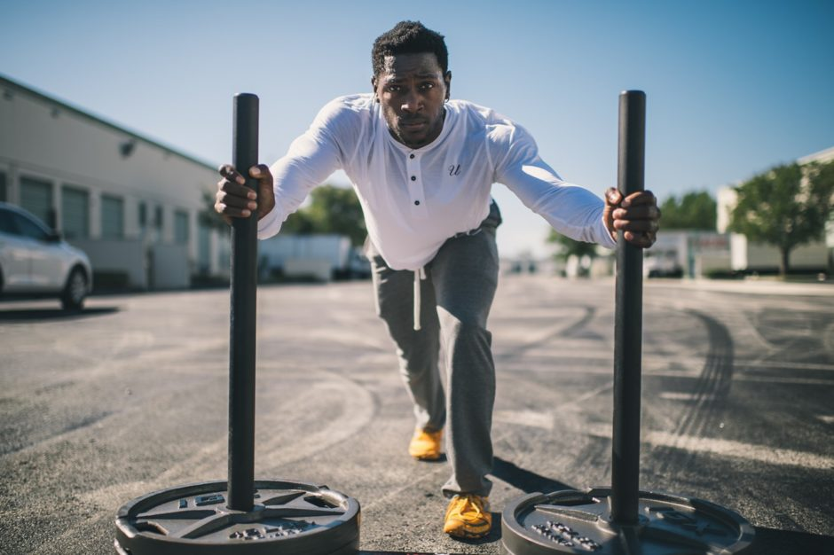 Lunge Steps Hiit Workout Plan Perfect For Busy Men